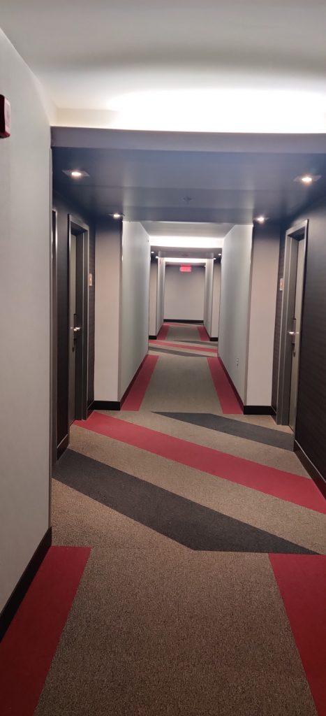 Étage - Couloir